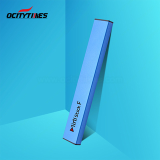 Different Colors Available Ministick F One Time Used Salts Nic Vape