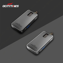 Ocitytimes MagicSmart 2ml Capacity Pod 1100mah Box Battery Vape Pen Kit for Nic Salts