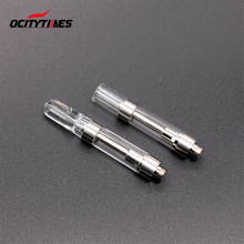 Ocitytimes 1ml OEM Packaging Plastic Hot Selling vape cartridge