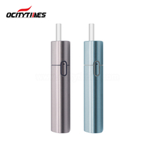 0mg Nicotine No Tar 15 Puffs Replaceable Dry Herb Cartomizer with 2200mah Rechargeable Heater