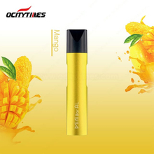 Pre-filled Mango 5% Nicotine Salts Vape Pen with Customized Package