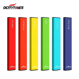 5% Salt Nicotine OEM Welcome Big Vapor Disposable Vapes
