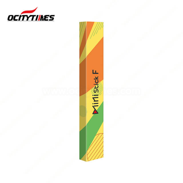 OEM Sticker And Flavors Ministick F Disposable Pen with Nicotine Salt