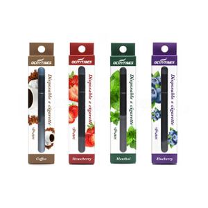 USA OEM packaging factory supply 500 puffs vape pen